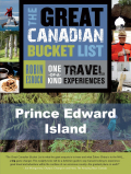 On his personal quest to check off the best of his home country, travel writer and host Robin Esrock catalogues must-sees, including nature, food, culture, history, adrenaline rushes, and quirky Canadiana