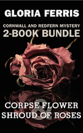 This two-book bundle gathers both novels of Gloria Ferris's darkly comic mystery series, starring the inimitable Bliss Moonbeam Cornwall and her boyfriend, fellow sleuth, and often reluctant accomplice Neil Redfern.Includes:A Shroud of Roses (New!)The Class of 2000 left behind a skeleton in its closet, and fifteen years later a killer is coming for the rest of the graduates, including none other than Bliss Moonbeam Cornwall