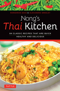 Only one chef has proved her mastery over celebrity chef Bobby Flay in the Food Network's Pad Thai Throwdown challenge: Nongkran Daks.Now, the master chef and owner of Virginia's renowned Thai Basil restaurant shares her secrets for creating Thai cuisine's most beloved dishes at home