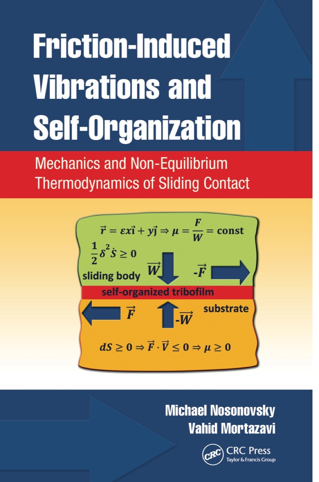 Friction-Induced Vibrations and Self-Organization (ebook) eBooks