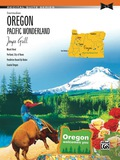The four movements of Oregon: Pacific Wonderland portray some of the sights of this special state