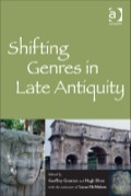 Shifting Genres in Late Antiquity 9781472443502R90