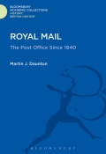 The history of the post office involves many of the most significant themes in the social, economic and political history of Britain