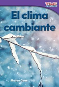 El clima cambiante (Changing Weather) 9781480756397