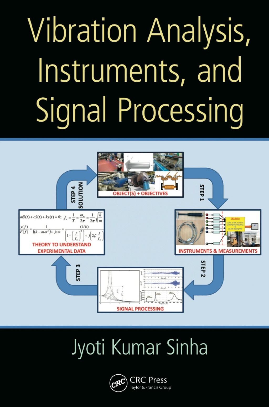 Vibration Analysis, Instruments, and Signal Processing (ebook) eBooks