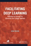 Deep learning is a committed approach to learning