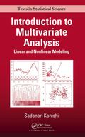 Introduction to Multivariate Analysis 9781482256215R180
