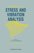 Modern Practice in Stress and Vibration Analysis 9781483150925
