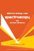 Electron Energy Loss Spectroscopy and Surface Vibrations 9781483259451