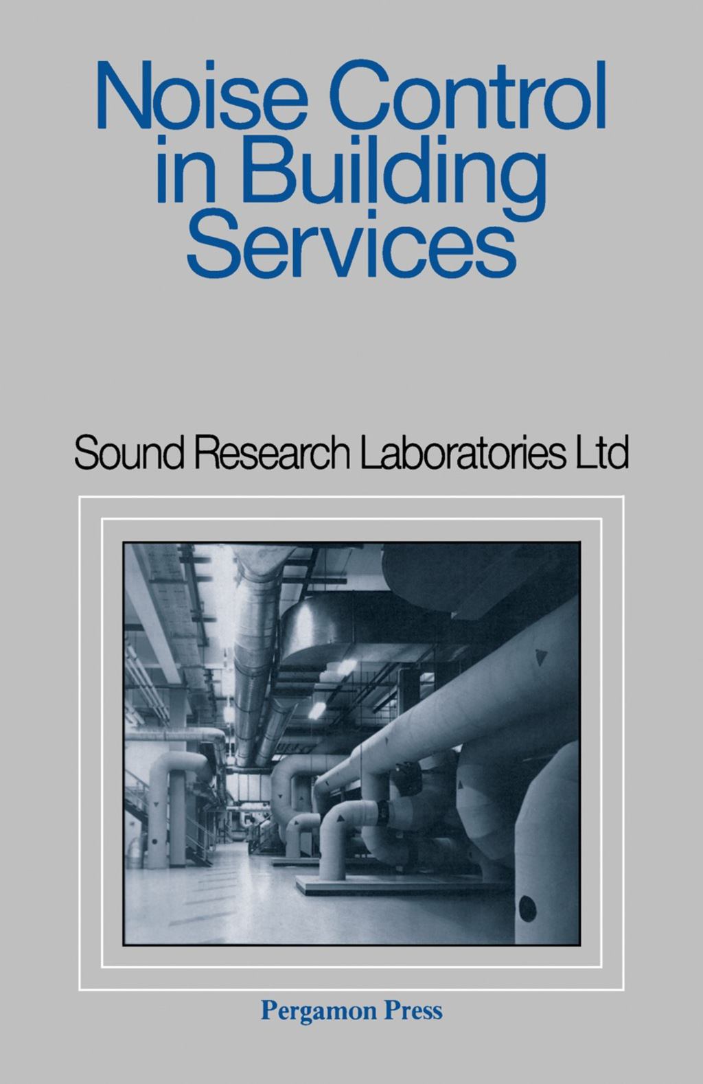 Noise Control in Building Services (ebook) eBooks