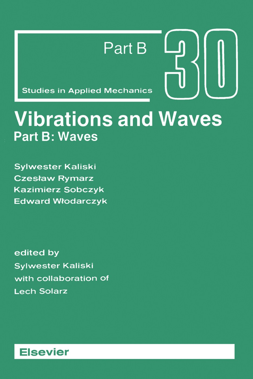 Vibrations and Waves (Part B: Waves) (ebook) eBooks