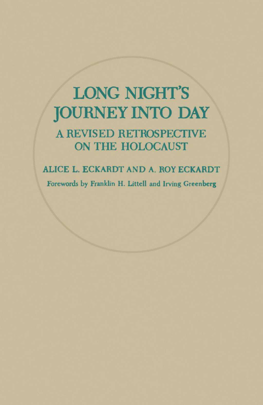 Long Night's Journey into Day (ebook) eBooks