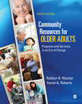 "Community Resources for Older Adults: Programs and Services in an Era of Change, Fourth Edition, by Robbyn Wacker and Karen Roberto, provides an in-depth review of policy and programs for the ""aging network,"" answering such key questions as ""How have programs for older adults evolved?"" ""Who uses these resources?"" ""How are they delivered?"" and ""What challenges do service providers face in meeting the needs of the aging baby-boom generation?"" To give students the foundational knowledge they need to meet the needs of their older clients, the authors provide a theoretical framework for understanding the forces that shape older adults' likelihood to seek assistance, include in-depth reviews of the current body of empirical literature in each program area, and discuss the challenges programs and services will face in the future"