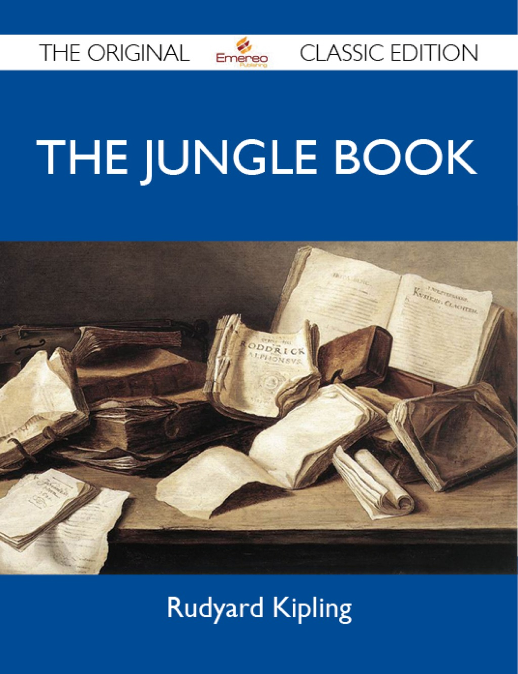 The Jungle Book - The Original Classic Edition (ebook) eBooks