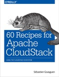 Planning to deploy and maintain a public, private, or hybrid cloud service? This cookbook's handy how-to recipes help you quickly learn and install Apache CloudStack, along with several API clients, API wrappers, data architectures, and configuration management technologies that work as part of CloudStack's ecosystem.You'll learn how to use Vagrant, Ansible, Chef, Fluentd, Libcloud, and several other open source tools that let you build and operate CloudStack better and faster