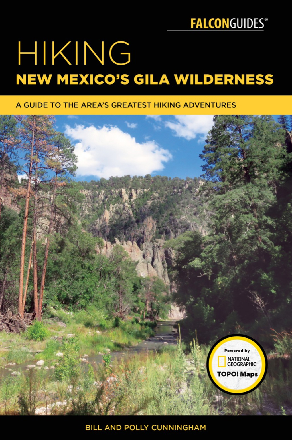 Hiking New Mexico's Gila Wilderness (ebook) eBooks