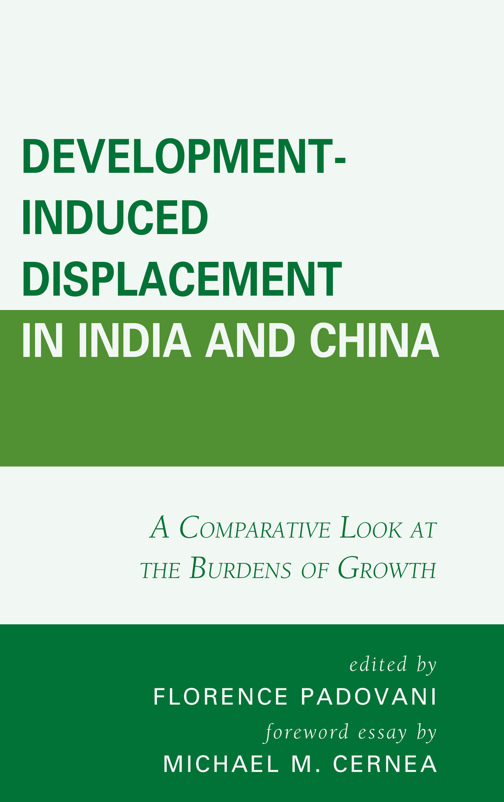 Development-Induced Displacement in India and China (ebook) eBooks