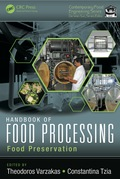 Packed with case studies and problem calculations, Handbook of Food Processing: Food Preservation presents the information necessary to design food processing operations and goes on to describe the equipment needed to carry them out in detail