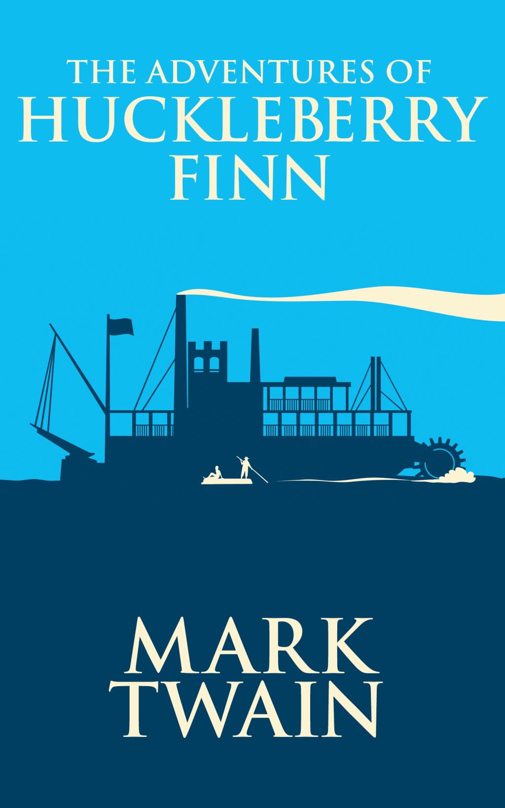 Adventures of Huckleberry Finn, The (ebook) eBooks