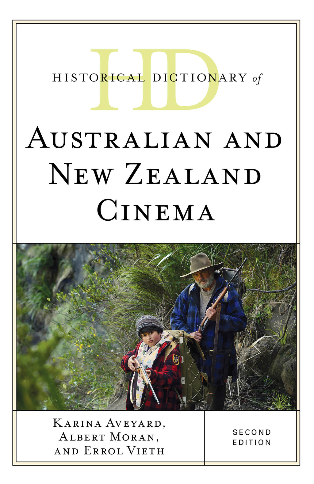 Historical Dictionary of Australian and New Zealand Cinema (ebook) eBooks