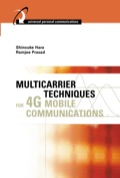 Multicarrier Techniques For 4g Mobile Communications