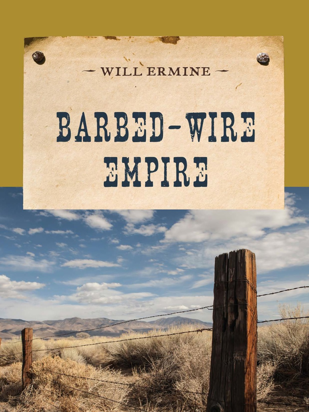 Barbed-Wire Empire (ebook) eBooks