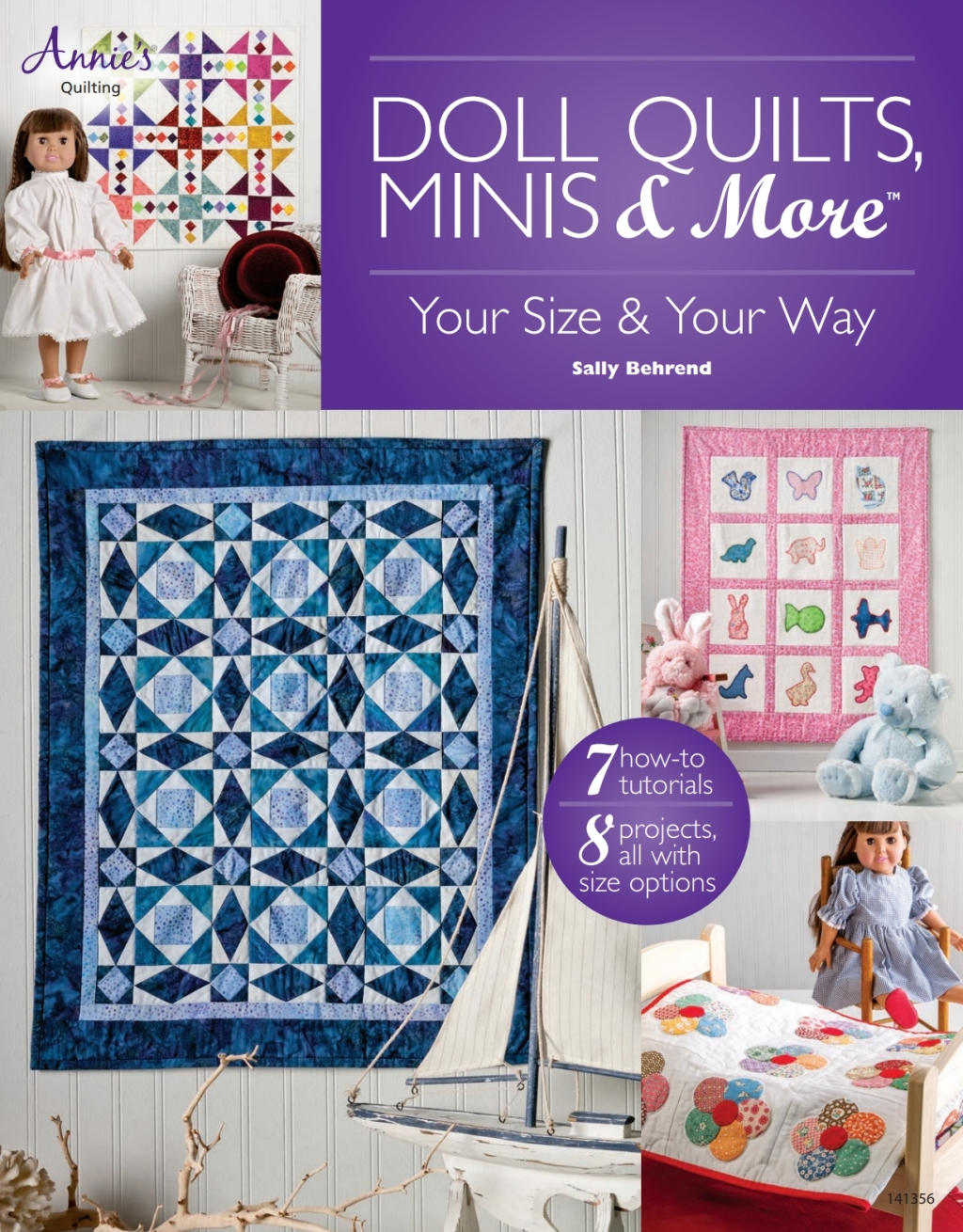 Doll Quilts, Minis & More (ebook) eBooks