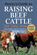 Storey's Guide to Raising Beef Cattle is the go-to reference for new and experienced cattle ranchers, providing expert advice on everything from breed selection, calving, feeding, and housing, to humane handling and slaughter practices.The 3rd edition, now with 125,000 copies in print contains new and expanded features:• Up-to-the-minute coverage of diseases and vaccinationoptions• Complete information on raising grass-fed animals• How to identify and deal with toxic pasture plantsStorey's Guide to Raising Series is the essential animal husbandry information from the trusted source