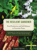 Scientist/gardener Carol Deppe combines her passion for organic gardening with newly emerging scientific information from many fields — resilience science, climatology, climate change, ecology, anthropology, paleontology, sustainable agriculture, nutrition, health, and medicine