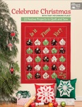 The experts at That Patchwork Place® present 22 festive Christmas and winter-themed projects, including tree skirts, table runners, mantel quilts, ornaments, pillows, quilts, and more.