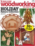 Hungry for Christmas projects? Check out the 54 patterns of ornaments and decorations in this e-magazine of Scroll Saw Woodworking