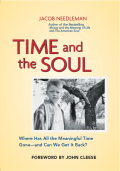In Time and the Soul Jacob Needleman uses stories-of a middle-aged psychiatrist going back in time to encounter his younger self; of a mysterious meeting in the Central Asian desert; of the mystic master Hermes Trimegistus; as well as stories from the Bhagavad-Gita, the Bible, and other wisdom traditions-to illuminate the great mystery of time and to help us resolve our increasingly dysfunctional relationship to it.Nearly everyone feels stress and anxiety over what's become known as time poverty