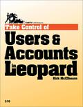 Learn to manage user accounts and parental controls in Leopard!User accounts are an integral part of Mac OS X, but for many people, they're a source of confusion