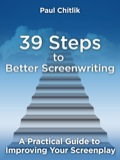 This is not a beginner's book on screenplay writing, though a beginner could read it and learn