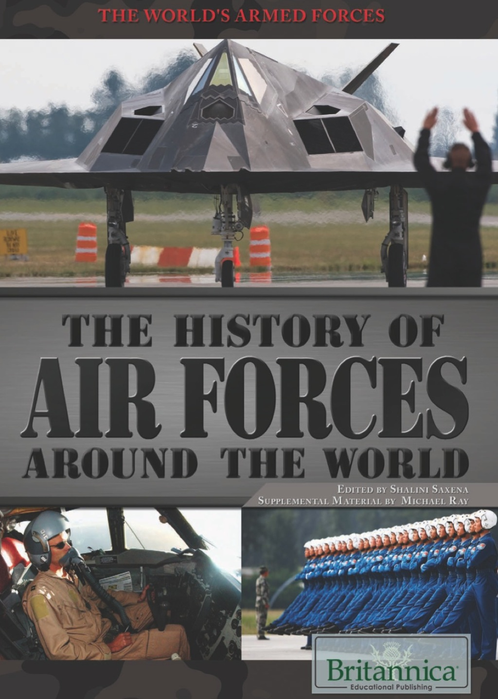 The History of Air Forces Around the World (ebook) eBooks