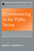 Crowdsourcing is a term that was coined in 2006 to describe how the commercial sector was beginning to outsource problems or tasks to the public through an open call for solutions over the internet or social media