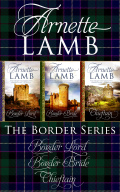 """Arnette Lamb has a tremendous gift for writing genuine, warm, humorous, sensual love stories."" —RT BOOK REVIEWS   Amidst the rolling hills of Scotland comes three romances where fiery passions prevail"