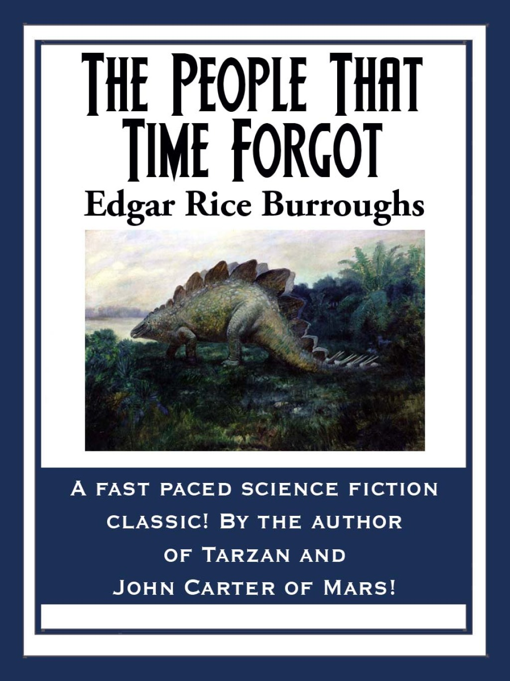 The People That Time Forgot (ebook) eBooks