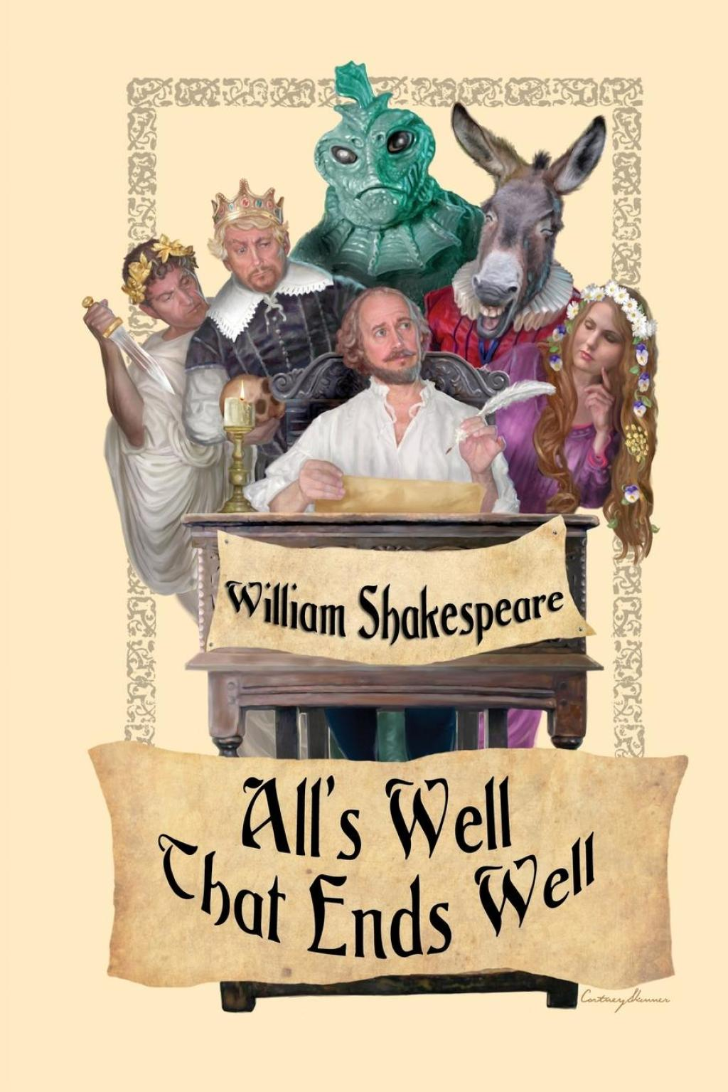 All's Well That Ends Well (ebook) eBooks