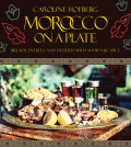 The Moroccan kitchen is full of brilliant flavors, scents, and colors