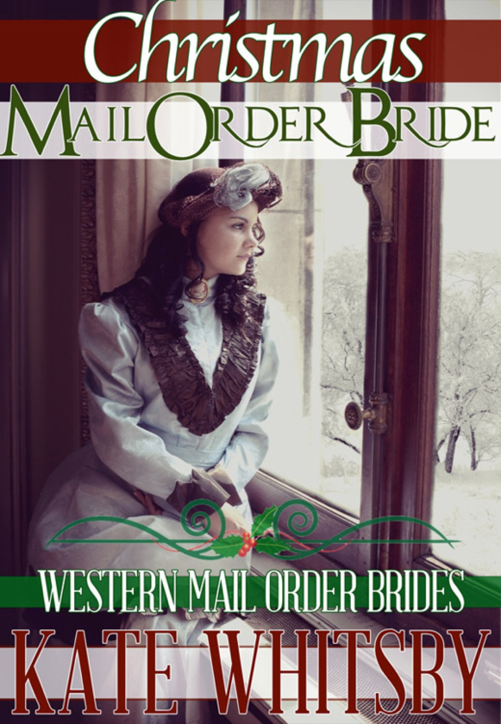 Christmas Mail Order Bride: Western Mail Order Brides (ebook) eBooks