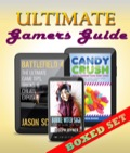 Ultimate Gamers Pack: Battlefield 4, Bubble Witch Saga And Candy Crush Saga