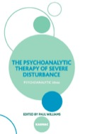 This book presents the proceedings of the of the conference on the Psychoanalytic Therapy of Severe Disturbance held in Belfast in June 2008.The aim of the conference was to offer a state of the art communication of the key psychoanalytic thinking and approaches to the conceptualisation and treatment of severe disturbance