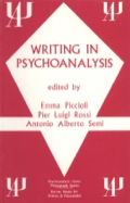 Writing in Psychoanalysis is the first volume in the projected Monograph Series, Psychoanalytic Issues, the Rivista di Psicoanalisi (the Journal of the Italian Psychoanalytic Society) is undertaking in conjunction with Karnac Books