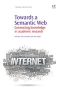 This book addresses the question of how knowledge is currently documented, and may soon be documented in the context of what it calls 'semantic publishing'