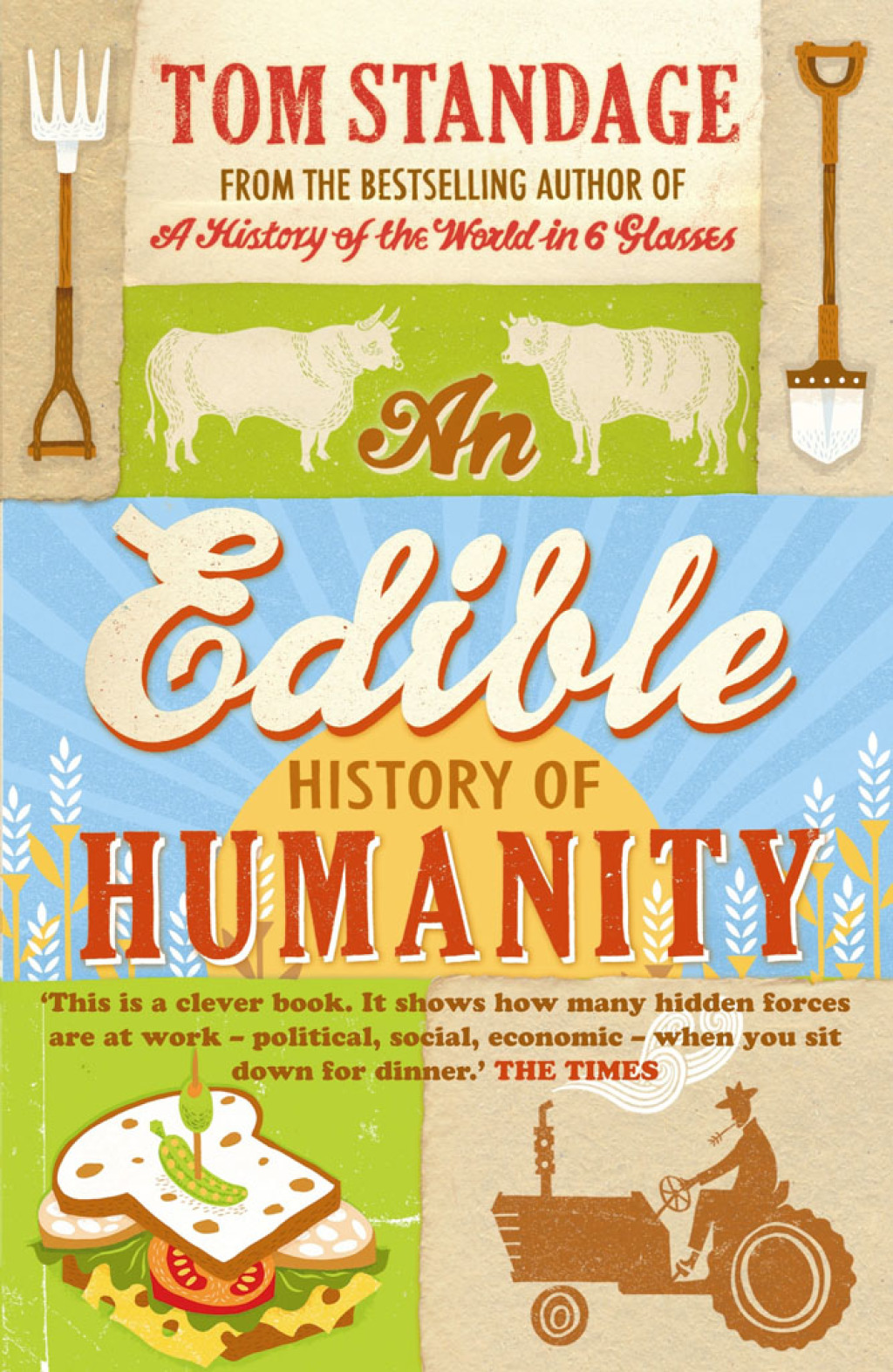 An Edible History of Humanity (ebook) eBooks