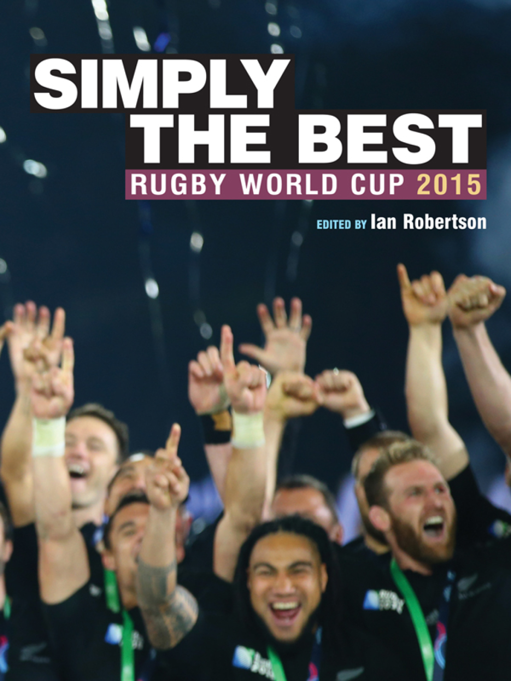 Simply The Best - Rugby World Cup 2015 (ebook) eBooks