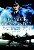 Wing Commander Donald Teale Saville DSO, DFC joined the Royal Australian Air Force in 1927
