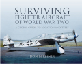 Surviving Fighter Aircraft of World War Two 9781783461219R180