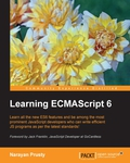 Learn all the new ES6 features and be amongst the most prominent JavaScript developers who can write efficient JS programs as per the latest standards!About This Book• Learn a powerful approach to writing object-oriented JavaScript code using ES6• Create and use ES6 modules to learn to write smart, modularized JavaScript code• The book will take you step-by-step through a wide array of examples, giving you tips on how to make the best use of the latest ES6 featuresWho This Book Is ForIf you are a JavaScript developer with basic development, and now want to learn about the latest features in order to develop better client-side programs with JavaScript, then this book is for you.What You Will Learn• Explore the usage of new syntaxes introduced by ES6• Use the new prototype-based features introduced by ES6• Execute ES6 in an old non-supported ES6 environment• Write asynchronous code using promise to facilitate the writing of better asynchronous code that is easier to read and maintain• Create reflection objects and implement the ES6 Reflect API• Get to know object-oriented programming and create objects using classes• Build proxies using the ES6 proxy API and understand its uses• Create JavaScript libraries using ES6 modulesIn DetailECMAScript 6 is the new edition to the ECMAScript language, whose specifications are inherited by JavaScript